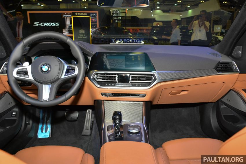 G20 BMW 3 Series debuts at Singapore Motor Show Image #908960