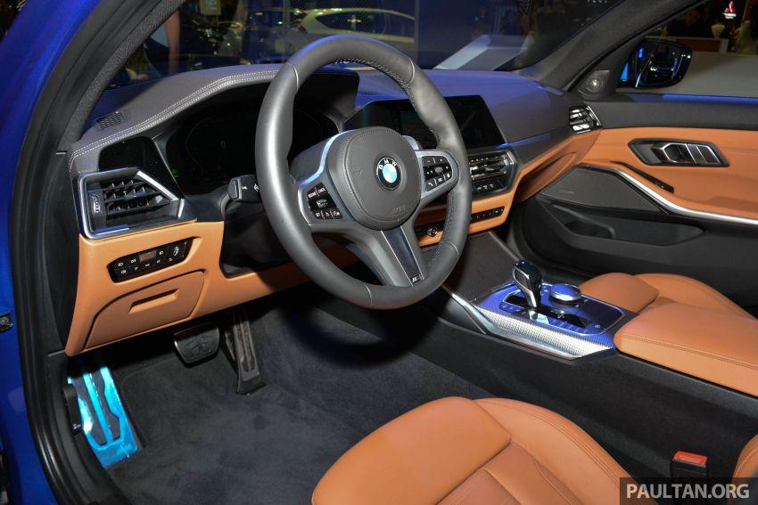 G20 BMW 3 Series debuts at Singapore Motor Show Image #908961