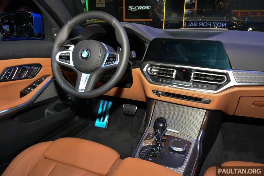 G20 BMW 3 Series debuts at Singapore Motor Show Image #908962