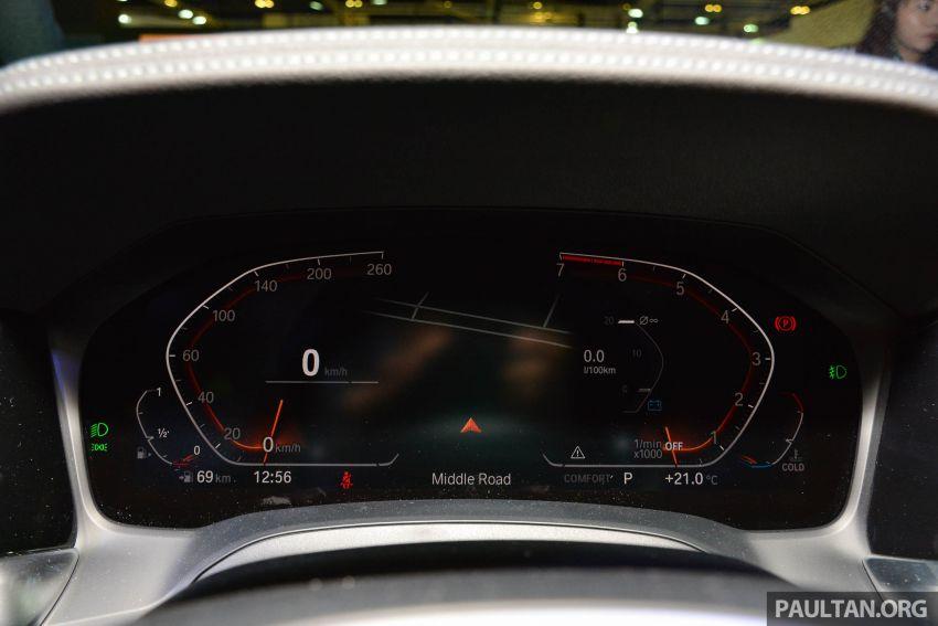 G20 BMW 3 Series debuts at Singapore Motor Show Image #908963