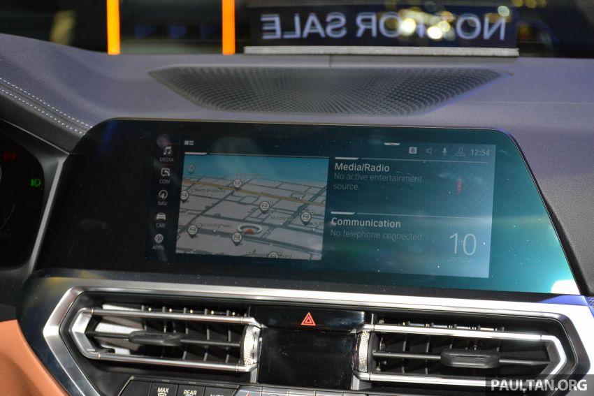 G20 BMW 3 Series debuts at Singapore Motor Show Image #908966