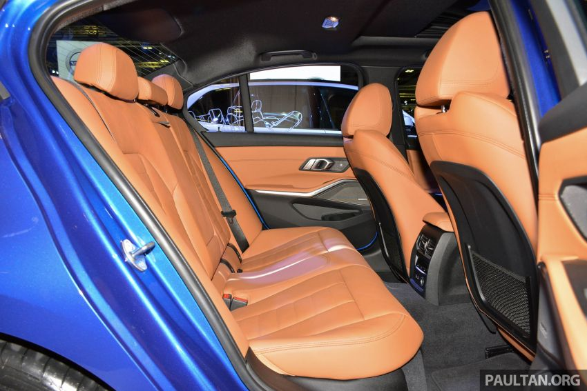 G20 BMW 3 Series debuts at Singapore Motor Show Image #908968