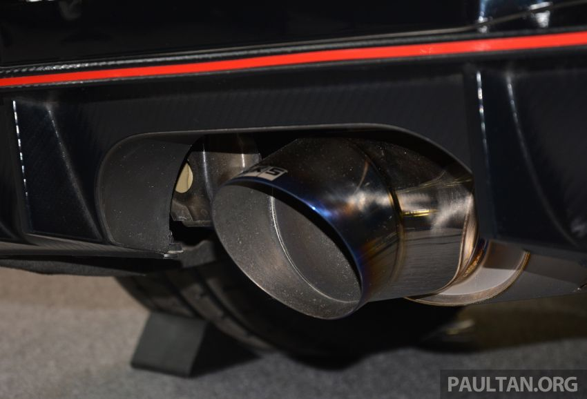TAS 2019: Honda Civic Type R HKS FK380R – 380 PS! Image #909981