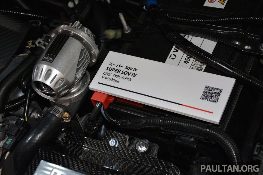 TAS 2019: Honda Civic Type R HKS FK380R – 380 PS! Image #909971