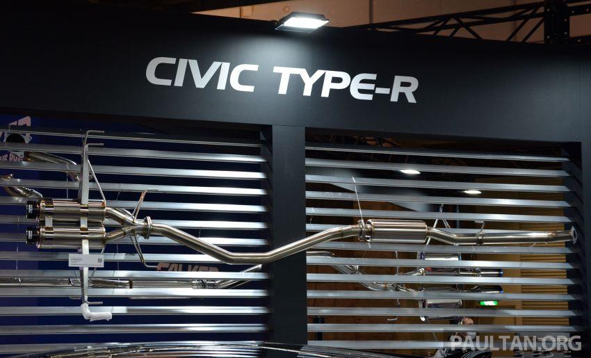 TAS 2019: Honda Civic Type R HKS FK380R – 380 PS! Image #909994