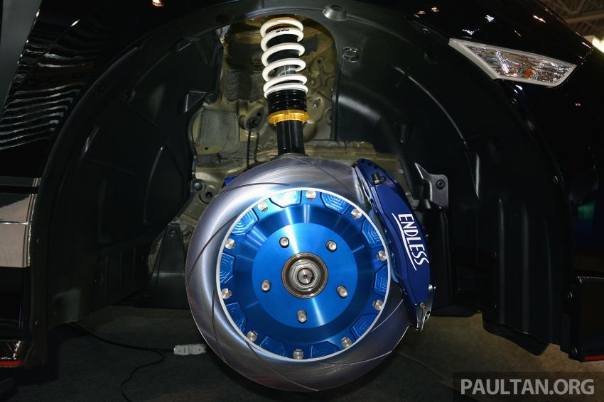 TAS 2019: Honda Civic Type R HKS FK380R – 380 PS! Image #909996