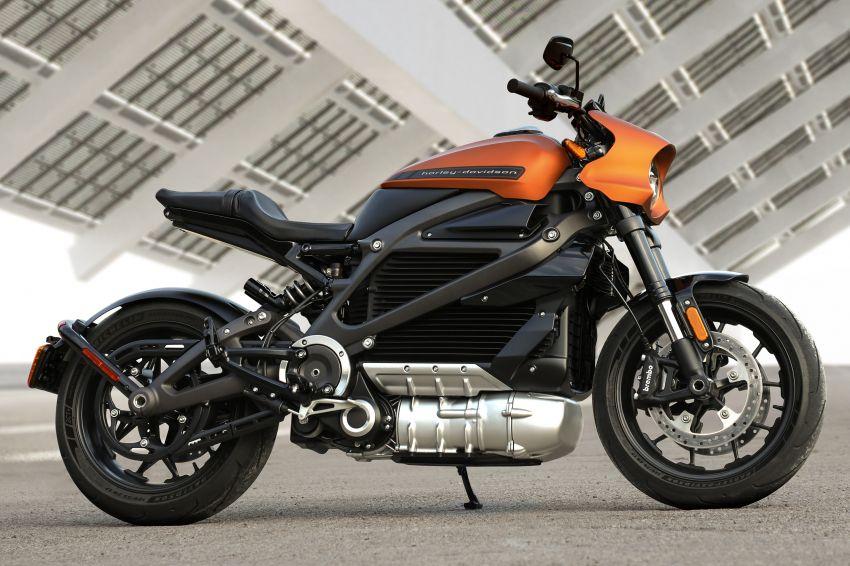 Harley-Davidson Livewire akhirnya dibuka untuk jualan Image #907901