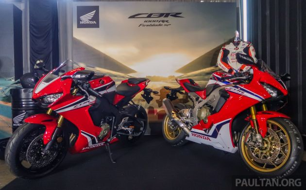2019 Honda Cbr1000rr Sp Cb1100rs And Super Cub 125 Launched In