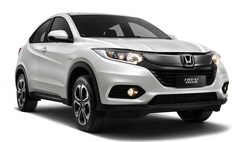 Honda HR-V facelift launched in Malaysia – four variants, including Hybrid, from RM109k to RM125k Image #911643