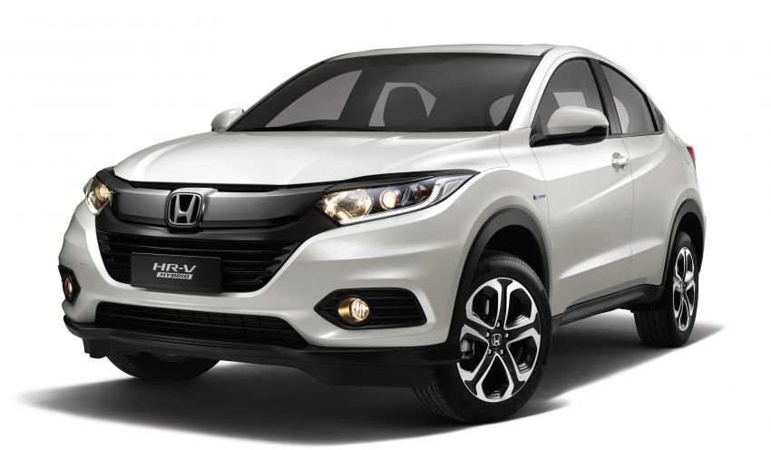 Honda HR-V facelift launched in Malaysia – four variants, including Hybrid, from RM109k to RM125k Image #911644