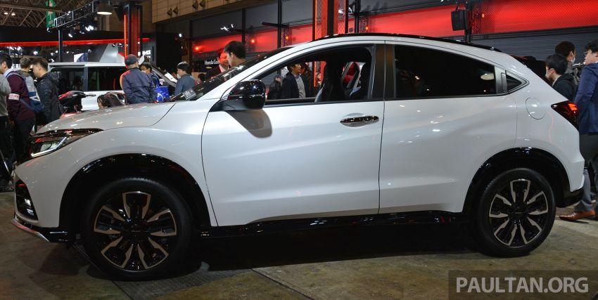 TAS2019: Honda HR-V Modulo X Concept didedahkan Image #914145