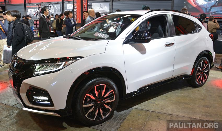 TAS 2019: Honda HR-V Modulo X Concept revealed Image #913985