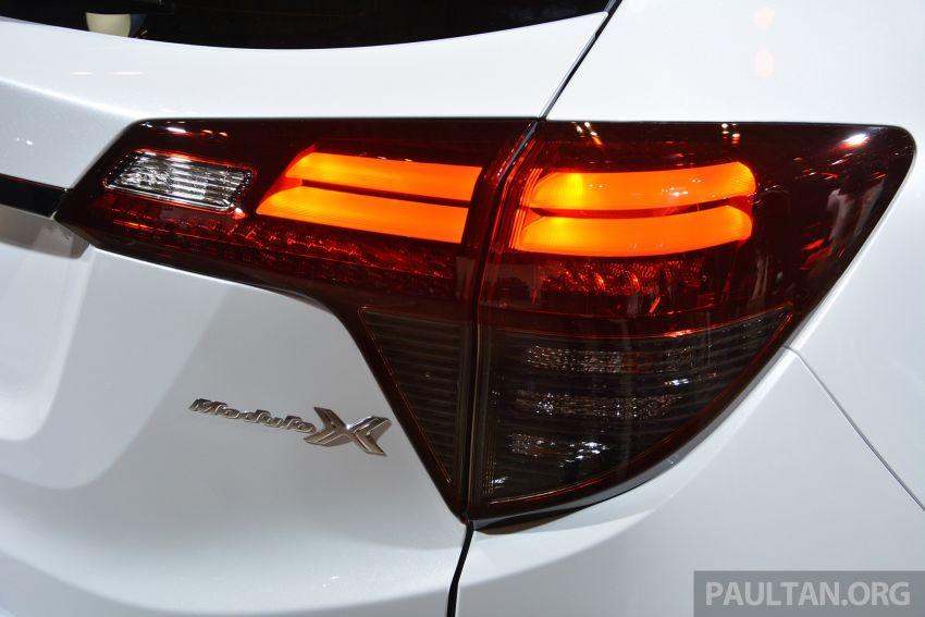 TAS2019: Honda HR-V Modulo X Concept didedahkan Image #914147