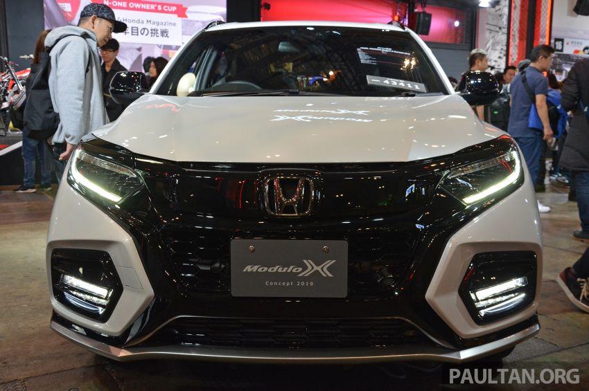TAS 2019: Honda HR-V Modulo X Concept revealed Image #913987