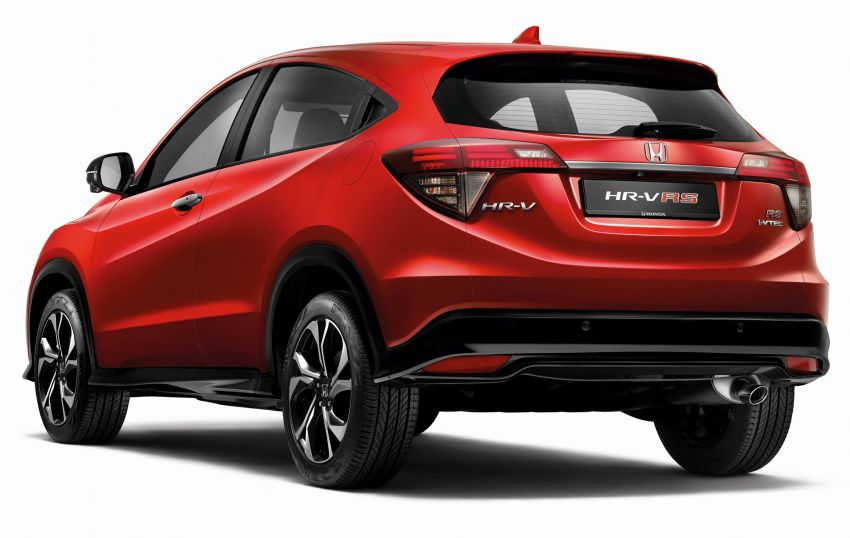 Honda HR-V facelift launched in Malaysia – four variants, including Hybrid, from RM109k to RM125k Image #911641