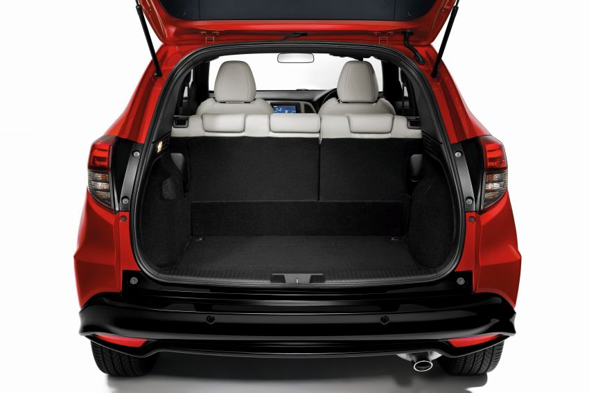 Honda HR-V facelift launched in Malaysia – four variants, including Hybrid, from RM109k to RM125k Image #911642