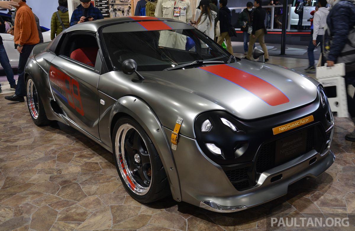TAS 2019: Honda S660 Neo Classic Racer on display ...
