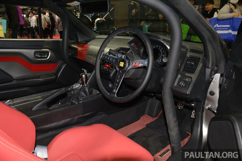 TAS 2019: Honda S660 Neo Classic Racer on display Image #909902