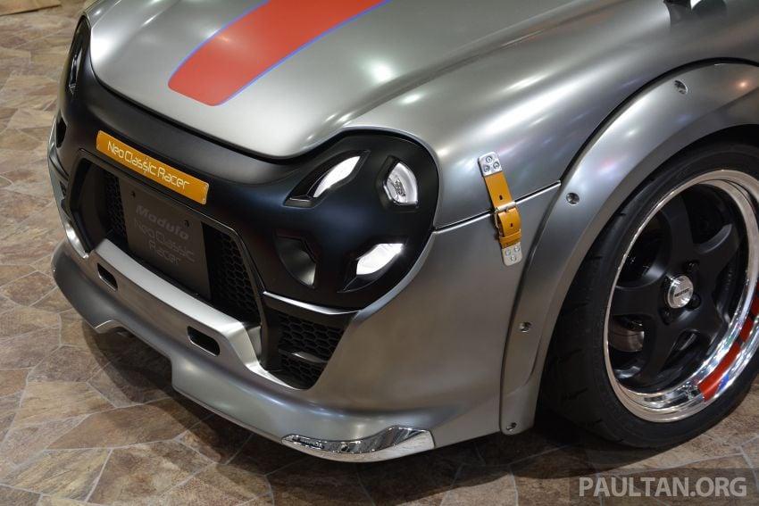 TAS 2019: Honda S660 Neo Classic Racer on display Image #909877