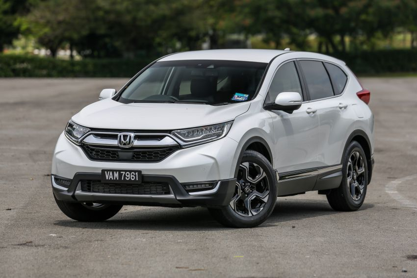 Driven Web Series 2019: New Proton SUV against rivals –  Proton X70 vs Honda CR-V vs Subaru XV Image #915764