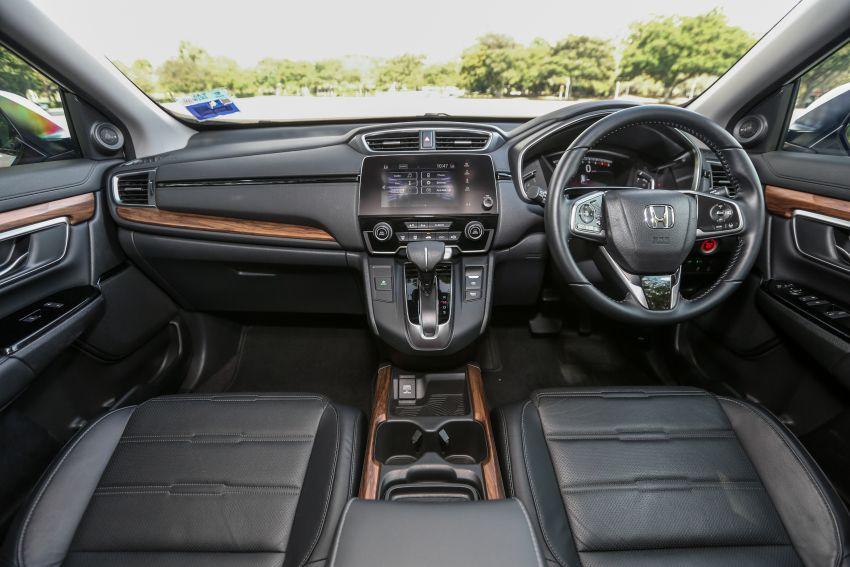 Driven Web Series 2019: New Proton SUV against rivals –  Proton X70 vs Honda CR-V vs Subaru XV Image #915775