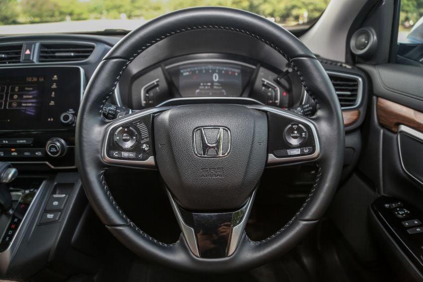 Driven Web Series 2019: New Proton SUV against rivals –  Proton X70 vs Honda CR-V vs Subaru XV Image #915776