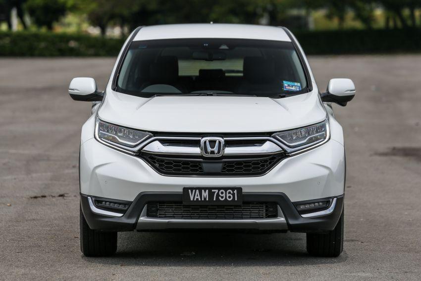 Driven Web Series 2019: New Proton SUV against rivals –  Proton X70 vs Honda CR-V vs Subaru XV Image #915767