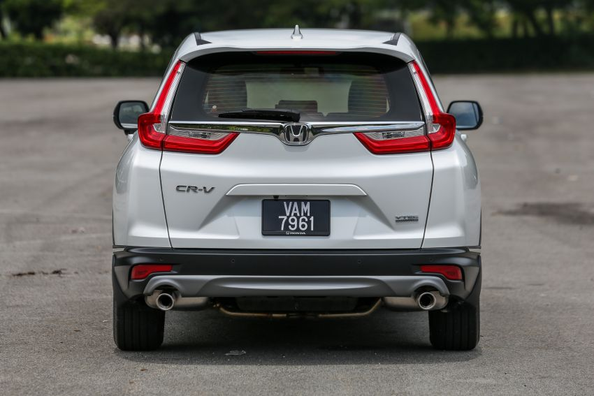 Driven Web Series 2019: New Proton SUV against rivals –  Proton X70 vs Honda CR-V vs Subaru XV Image #915768