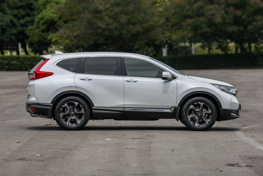 Driven Web Series 2019: New Proton SUV against rivals –  Proton X70 vs Honda CR-V vs Subaru XV Image #915769