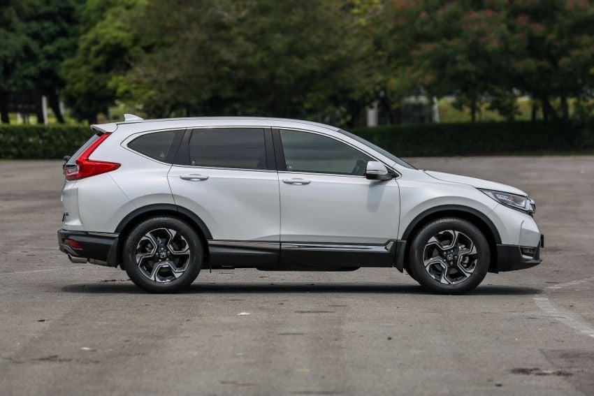 Driven Web Series 2019: New Proton SUV against rivals –  Proton X70 vs Honda CR-V vs Subaru XV Image #915769