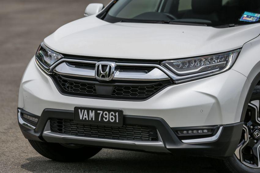 Driven Web Series 2019: New Proton SUV against rivals –  Proton X70 vs Honda CR-V vs Subaru XV Image #915770