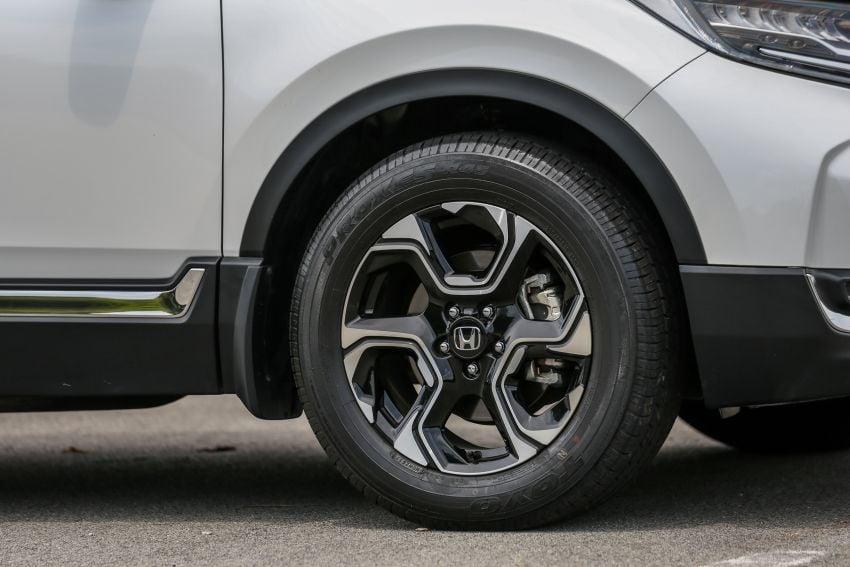 Driven Web Series 2019: New Proton SUV against rivals –  Proton X70 vs Honda CR-V vs Subaru XV Image #915771