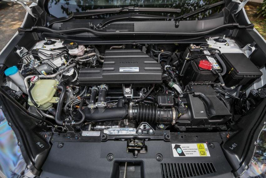 Driven Web Series 2019: New Proton SUV against rivals –  Proton X70 vs Honda CR-V vs Subaru XV Image #915773