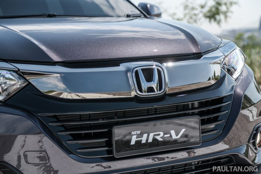 Honda HR-V facelift launched in Malaysia – four variants, including Hybrid, from RM109k to RM125k Image #912072