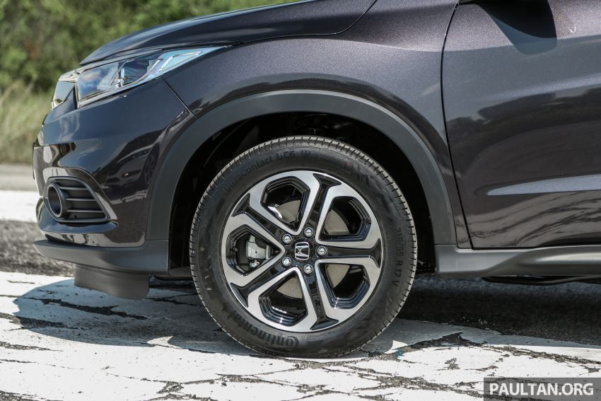 Honda HR-V facelift launched in Malaysia – four variants, including Hybrid, from RM109k to RM125k Image #912073