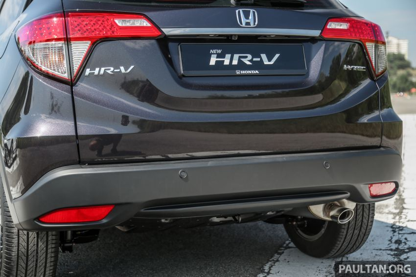 Honda HR-V facelift launched in Malaysia – four variants, including Hybrid, from RM109k to RM125k Image #912082