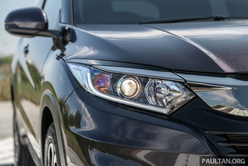 Honda HR-V facelift launched in Malaysia – four variants, including Hybrid, from RM109k to RM125k Image #912070