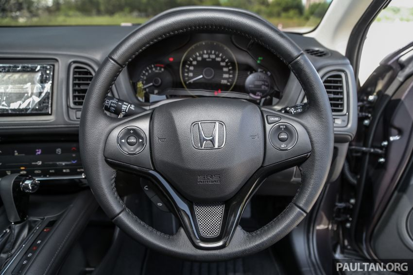 Honda HR-V facelift launched in Malaysia – four variants, including Hybrid, from RM109k to RM125k Image #912087