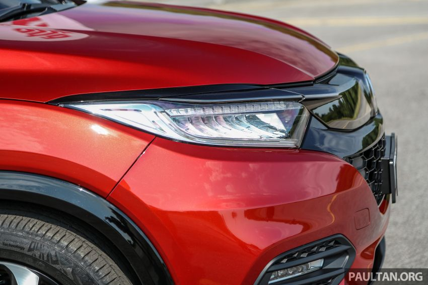 Honda HR-V facelift launched in Malaysia – four variants, including Hybrid, from RM109k to RM125k Image #912134
