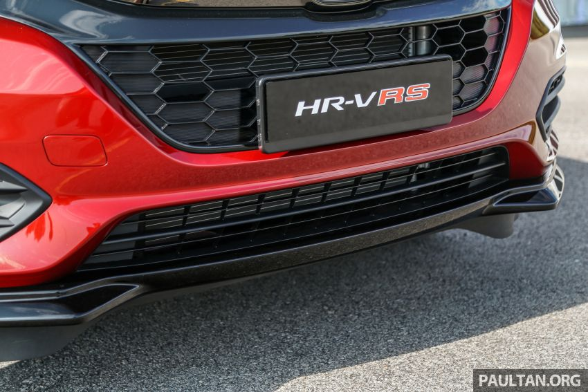 Honda HR-V facelift launched in Malaysia – four variants, including Hybrid, from RM109k to RM125k Image #912137