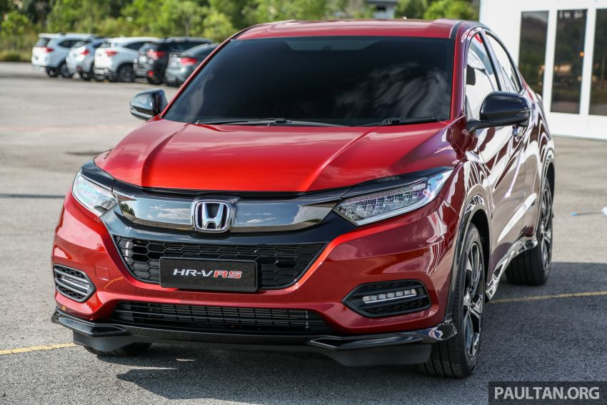 Honda HR-V facelift launched in Malaysia – four variants, including Hybrid, from RM109k to RM125k Image #912126