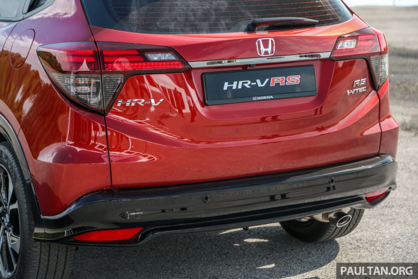 Honda HR-V facelift launched in Malaysia – four variants, including Hybrid, from RM109k to RM125k Image #912145