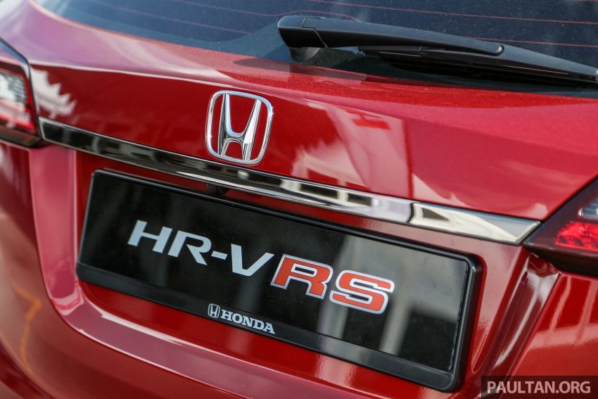 Honda HR-V facelift launched in Malaysia – four variants, including Hybrid, from RM109k to RM125k Image #912152
