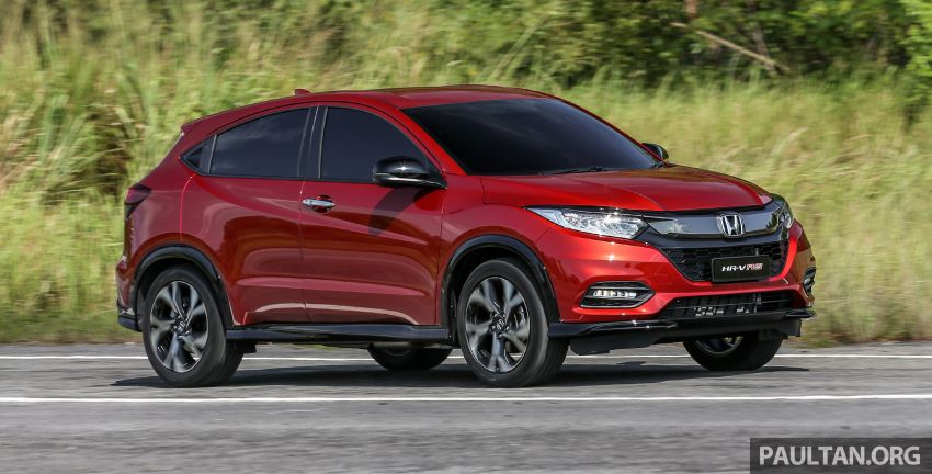 Honda HR-V facelift launched in Malaysia – four variants, including Hybrid, from RM109k to RM125k Image #912169