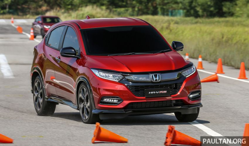Honda HR-V facelift launched in Malaysia – four variants, including Hybrid, from RM109k to RM125k Image #912172