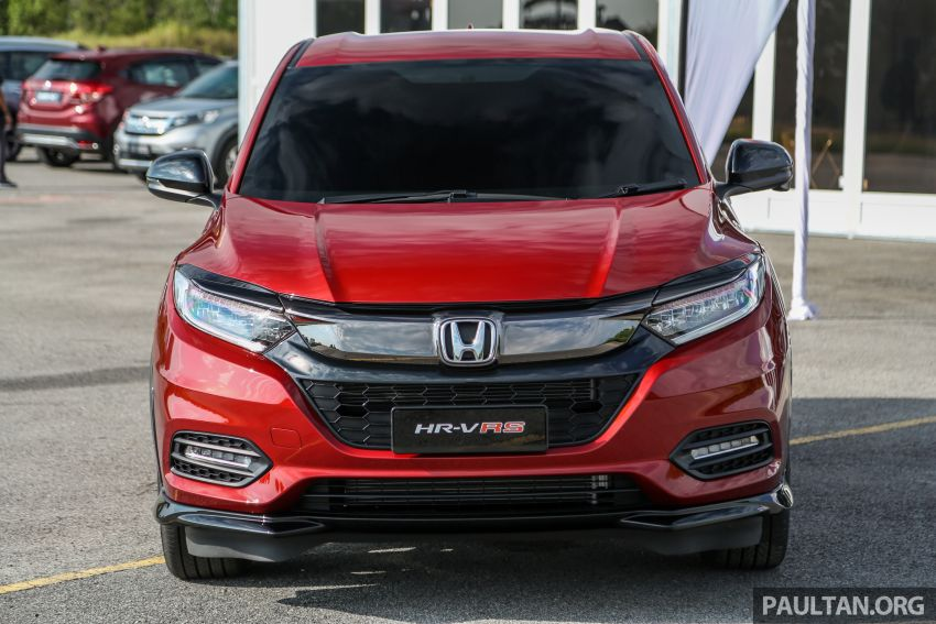 Honda HR-V facelift launched in Malaysia – four variants, including Hybrid, from RM109k to RM125k Image #912129