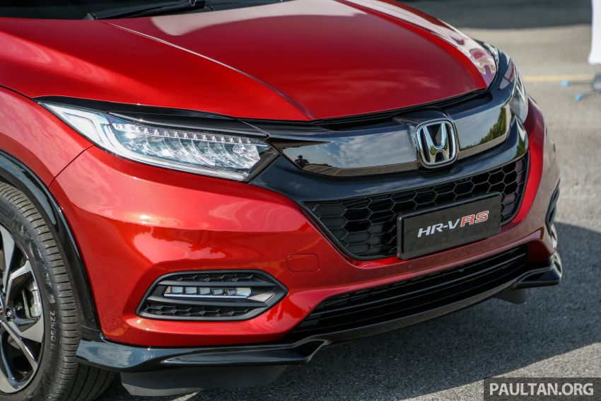 Honda HR-V facelift launched in Malaysia – four variants, including Hybrid, from RM109k to RM125k Image #912132
