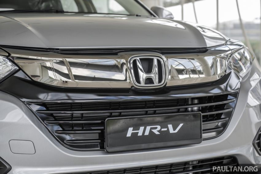 Honda HR-V facelift launched in Malaysia – four variants, including Hybrid, from RM109k to RM125k Image #917935