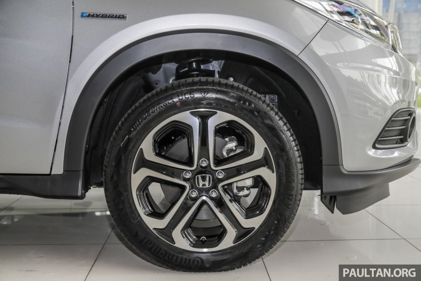 Honda HR-V facelift launched in Malaysia – four variants, including Hybrid, from RM109k to RM125k Image #917937