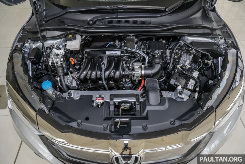 Honda HR-V facelift launched in Malaysia – four variants, including Hybrid, from RM109k to RM125k Image #917952